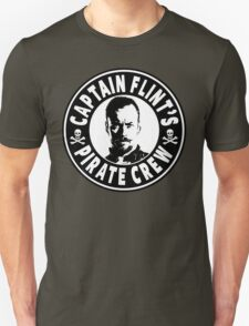 Captain Flints Pirate Crew T-Shirt