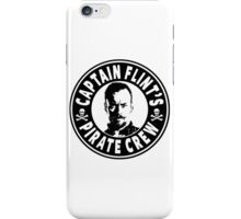 Captain Flints Pirate Crew iPhone Case/Skin