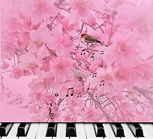 Spring Song2 by Diane Schuster