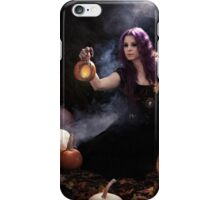 Samhain Spellcraft - 2 iPhone Case/Skin