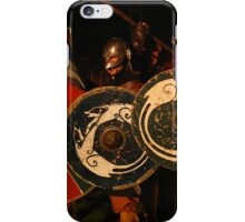 The Saxons iPhone Case/Skin