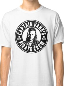 Captain Vanes Pirate Crew Classic T-Shirt