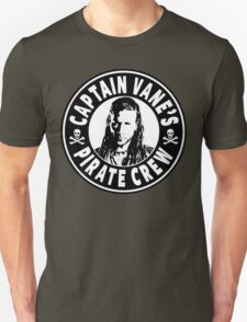 Captain Vanes Pirate Crew T-Shirt