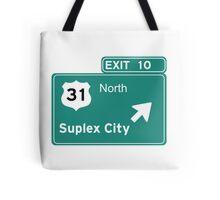 Suplex City T-Shirt - Brock Lesnar Tote Bag