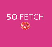 SO FETCH kiss Mean Girls by cathag