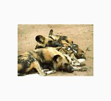 What dogs do best (African hunting dogs) Unisex T-Shirt