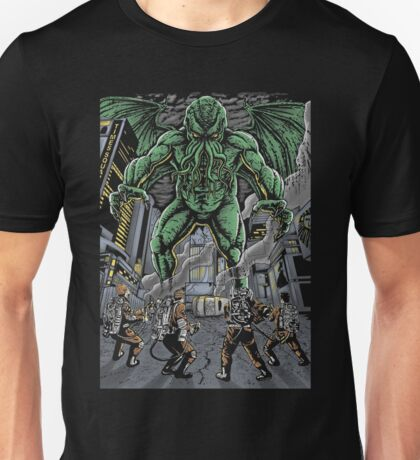 GodBusters (by Andriu and Legendary Phoenix) T-Shirt