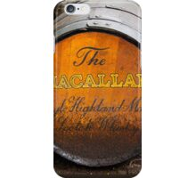 MacAllan Casks - Scotland iPhone Case/Skin