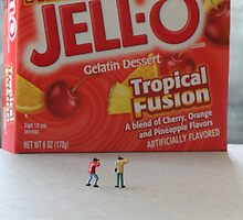 Jello shot by Susan Littlefield
