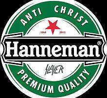 Jeff Hanneman - Heineken by Ranthrax