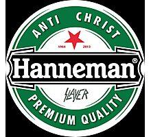 Jeff Hanneman - Heineken Photographic Print