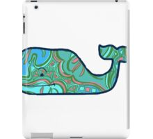Vineyard Vines Whale Lilly Print 6 iPad Case/Skin