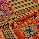 Motherboard HDR by Laura Williams