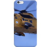 Coast Guard on Patrol iPhone Case/Skin