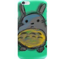 totoro iPhone Case/Skin