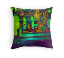 3 Abbey Road Throw Pillow