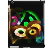 45's Instant Time Machine iPad Case/Skin