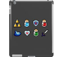 Zelda Items iPad Case/Skin