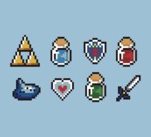 Zelda Items Kids Clothes