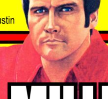 Six Million Dollar Man Sticker