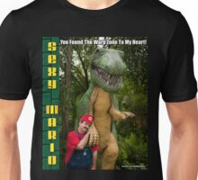 SexyMario MEME - You Found The Warp Zone To My Heart 3 Unisex T-Shirt