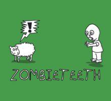 Pea sized brain shirt by ZOMBIETEETH