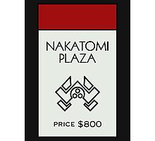 Nakatomi Plaza - Property Card Photographic Print