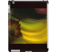 Bowl with Flowers iPad Case/Skin