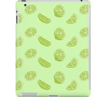Lime Print iPad Case/Skin