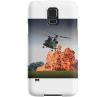 Under Attack Samsung Galaxy Case/Skin