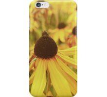 Black-Eyed Beauty iPhone Case/Skin