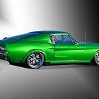 1968 Ford Mustang Fastback III by DaveKoontz