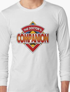 Doctor's Companion Long Sleeve T-Shirt