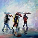 Behind The Fog — Buy Now Link - www.etsy.com/listing/228113245 by Leonid  Afremov
