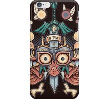 Do you want to play? iPhone Case/Skin