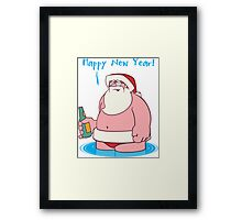 New Years Eve Framed Print