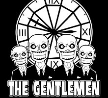 The Gentlemen Logo - Buffy the Vampire Slayer by BovaArt