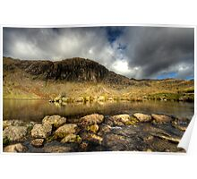 Pavey Ark & Stickle Tarn Poster
