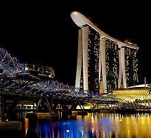 Marina Bay Singapore by FLYINGSCOTSMAN