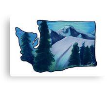 Washington Love  Canvas Print