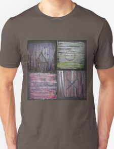 Abstract Console Buttons Unisex T-Shirt