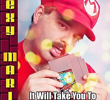 SexyMario MEME - Blow My Warp Whistle, It Will Take You To Another World 1 by SexyMario