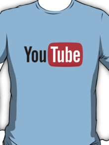 YouTube Logo T-Shirt