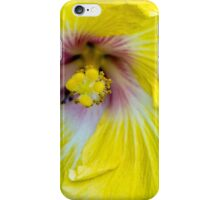 Yellow Hibiscus SRF 17 5799 iPhone Case/Skin