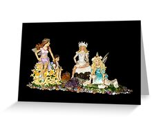 The Fey Princess Greeting Card