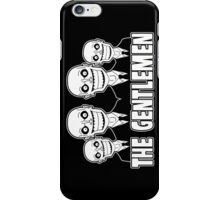 The Gentlemen Logo - Buffy the Vampire Slayer iPhone Case/Skin