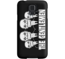 The Gentlemen Logo - Buffy the Vampire Slayer Samsung Galaxy Case/Skin