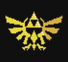 Hylian Crest by Flaaffy