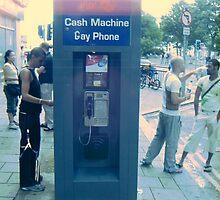 Gay Phone by blackpixi
