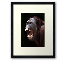 Hilarious! Framed Print